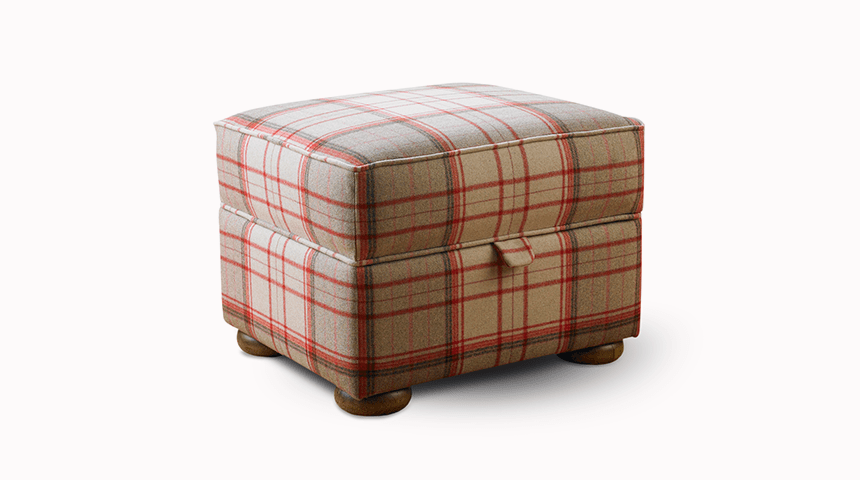 Footstool with Lid